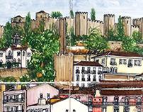 S. Jorge Castle - Lisbon / Castelo S. Jorge - Lisboa