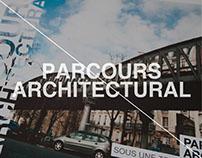 Parcours Architectural - Urban design
