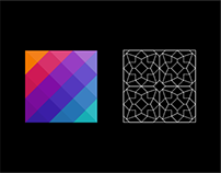 Uber Rebrand: Color and Pattern Framework