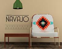 Linea Navajo