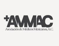 AMMAC Logotype Identity