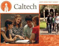 Caltech Fact Sheet