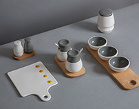 COLE AND MASON CERAMIC GIFT COLLECTION