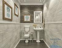 English style WC