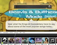 Beavis & Butthead Comment Maker - Advertising Program