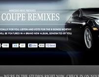 Mercedes Benz - The Coupe Remixes