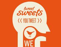 Tweet Sweets