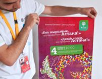 Posters (Astana 2009)