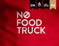 No Food Truck