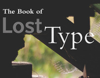 The Book of Lost Type