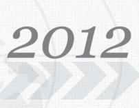 2012 Calendars - Calendarios