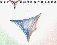 Vey Enterprises Design - Logo & Pendant Light
