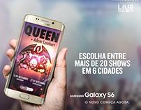 Posts para Social Media - Samsung (Cheíl)