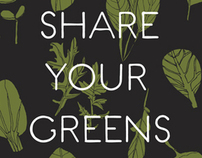 Share Your Greens