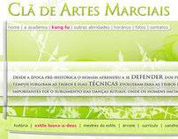 [Concept] Clã de Artes Marciais