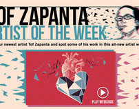 Tof Zapanta Newsletter