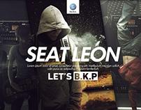 +VW-seat leon+