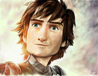 A Viking Named Hiccup