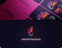 Creative Pixel Logo