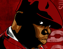 Notorious B.I.G. Vector