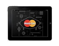MASTERCARD * iPad Branding
