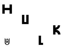 Hulk Typeface