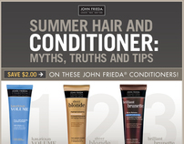 John Frieda Summer Conditioner email