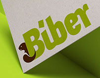 Biber Visual Identity
