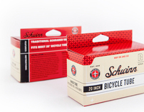 Schwinn Bike Accessories Packaging