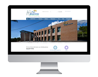 Logo design & website redesign | Rehabilitation Center