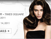 John Frieda® Salon Tour 2011