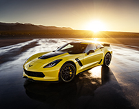 Chevrolet Performance SEMA 2015