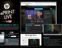 HP ePrint Live