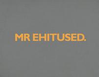 MR Ehitused branding