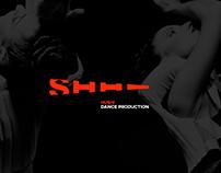 Hush! Dance Production | Branding