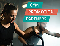 Huisstijl | Gym Promotion Partners