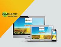 Garnier .parallax infographic