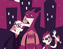 Bat-Zombie