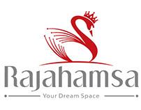 Rajahamsa - Logo & Brochure Design