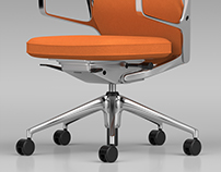 3D Visualisation - Office Chair
