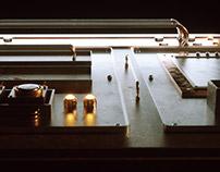 Machine concept - 3D