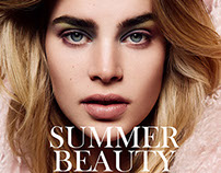 Summer Beauty | Ellements Magazine