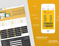 The Repair Guy - Web and Mobile App Design