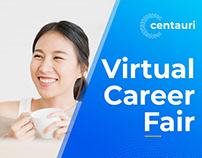 Centauri Virtual Career Fair
