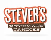 Branding: Stever's Homemade Candy