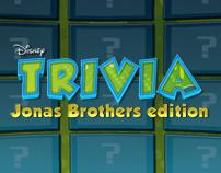 Disney Trivia Logo Concepts