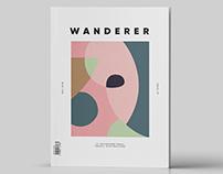 Wanderer Magazine - Editorial
