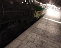 Meray zamanay ka lahore(Lahore railway station 1886)