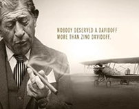 Davidoff Cigars - global campaign