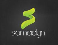 Somadyn Logo Ideas Round 2